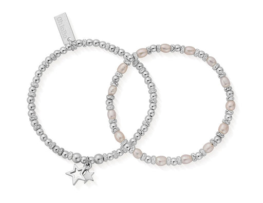 ChloBo Life Long Magic Set of 2 Bracelets