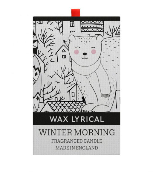 Wax Lyrical Winter Morning Candle - Baby It's Cold Outside