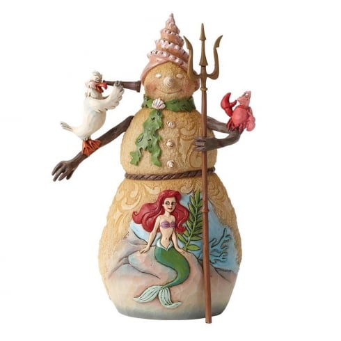 Disney Traditions 'Christmas By The Sea' Figure