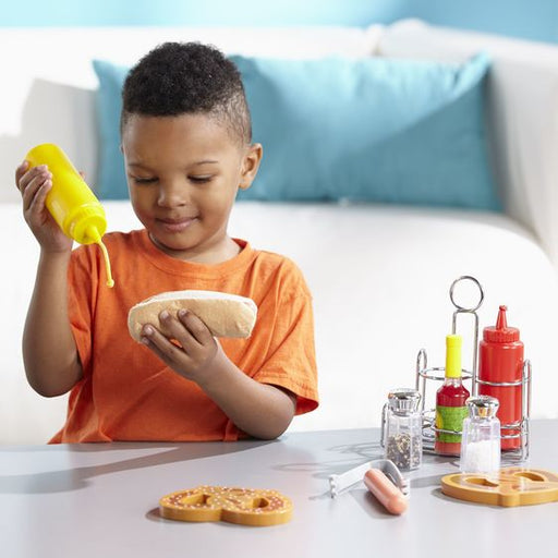 Melissa and Doug Lets Play House! Condiment Set