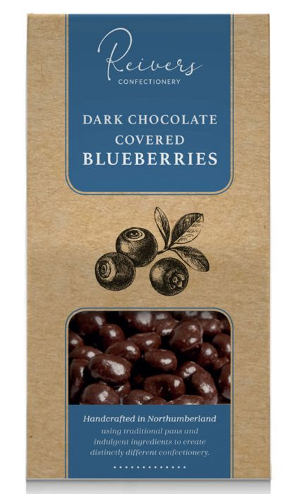 Dark Chocolate Blueberries 100g