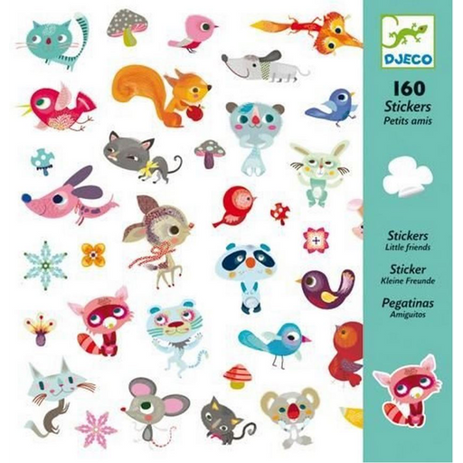 Djeco Little Friend Stickers