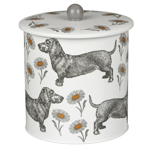 Chocolate Chip Cookies in Dog & Daisy Biscuit Barrel