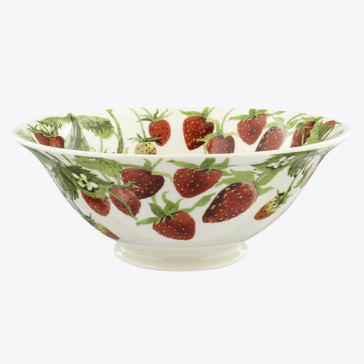 Emma Bridgewater Vegetable Garden Strawberries Medium Serving Bowl