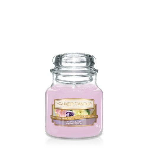Yankee Candle Small Jar Floral Candy