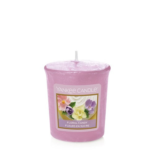 Yankee Candle Votive Candle Floral Candy