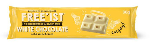 Free'ist Chocolate White No Added Sugar Mini Bar