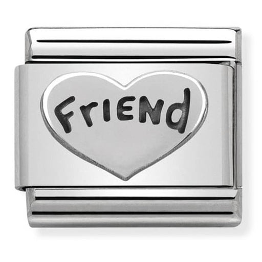 Nomination Classic Charm - Friend