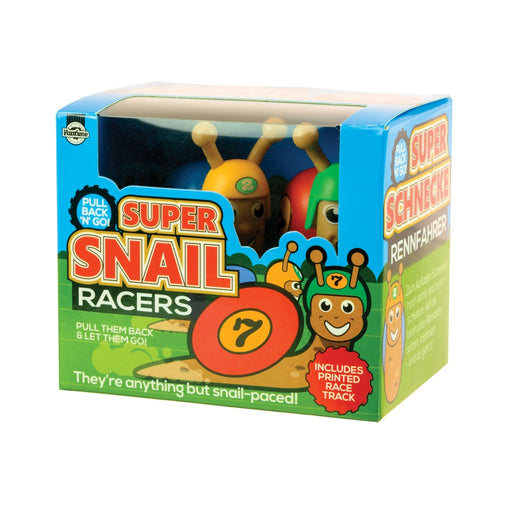 Super Snail Racers