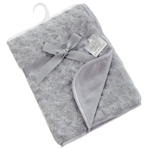 Childrens Soft Wrap, Grey