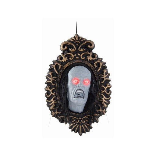 Halloween Haunted Cameo Picture Decoration