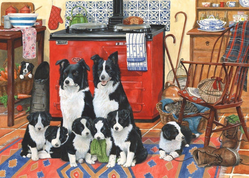 HOP Meet The Family 1000 Piece Jigsaw Puzzle