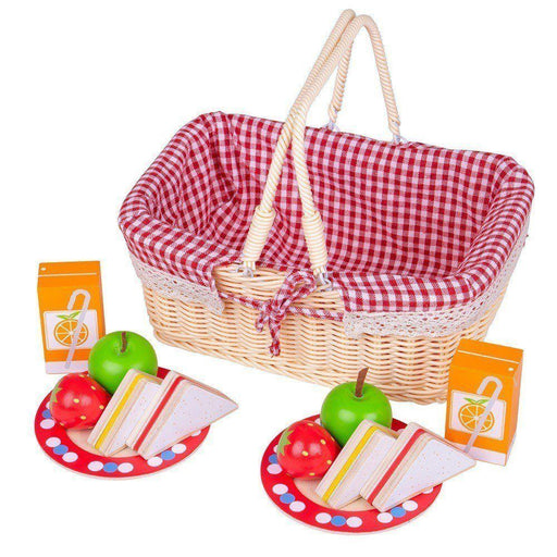 Bigjigs Picnic Basket