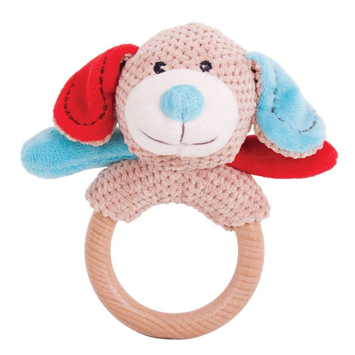 Bigjigs Bruno Ring Rattle
