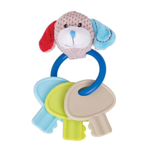 Bigjigs Bruno Key Rattle