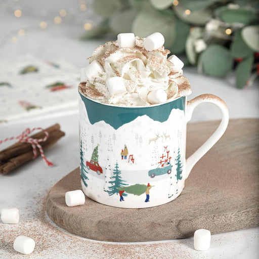 Sophie Allport Tis The Season Mug