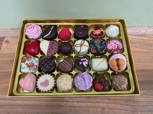 Valentine's Day Chocolate Selection - CHOOSE SIZE!