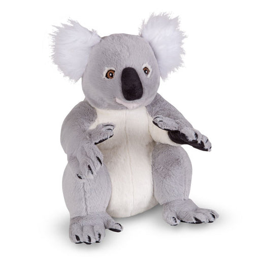 Melissa and Doug Lifelike Plush Koala