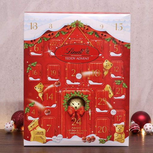 Lindt Teddy Bear Advent Calendar