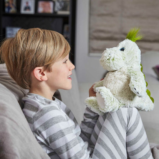 "Warmies® Large 13"" Marshmallow Dinosaur"