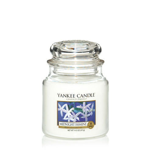 Yankee Candle Medium Jar Midnight Jasmine