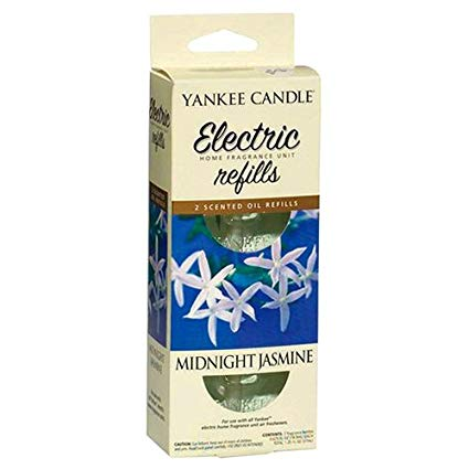 Yankee Candle Electric Refills Midnight Jasmine