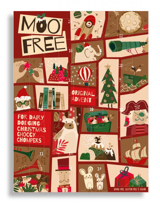 Moo Free Milk Advent Calendar