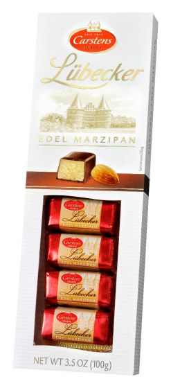 Lubecker Mini Marzipan Bars