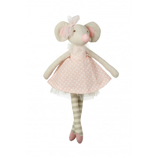 Orange Tree Mouse Doll