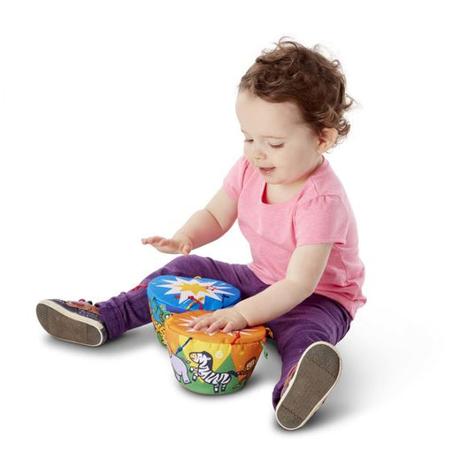 Melissa and Doug Musical Bongos