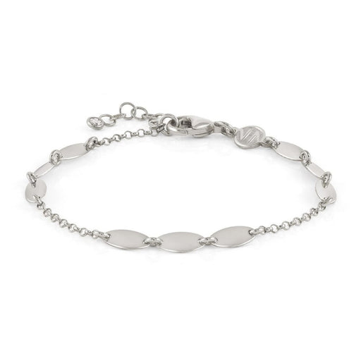 Nomination Armonie Sterling Silver Oval Bracelet