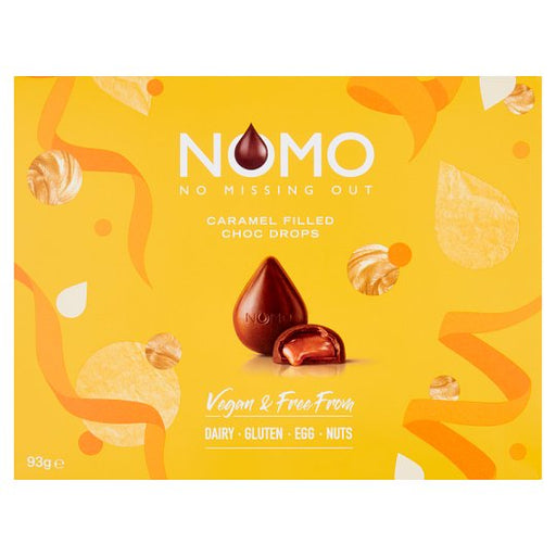 NOMO Caramel Chocolate Drops