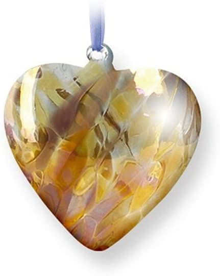 Nobile Glassware Birth Gem Heart - November