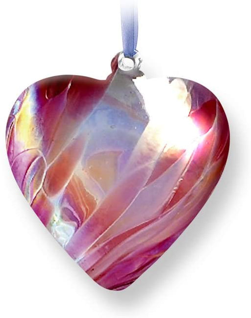 Nobile Glassware Birth Gem Heart - October