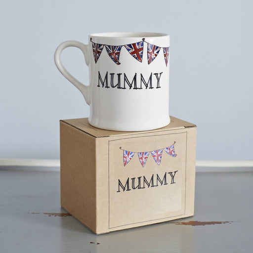 Sweet William Mummy Mug