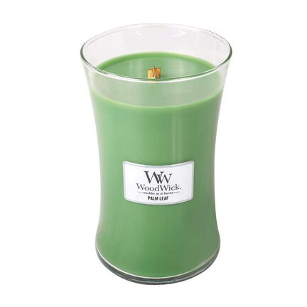 Woodwick Palm Leaf Large Jar Candle
