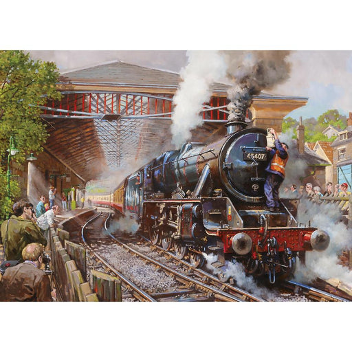 Gibsons Pickering Station 1000pc Jigsaw Puzzle