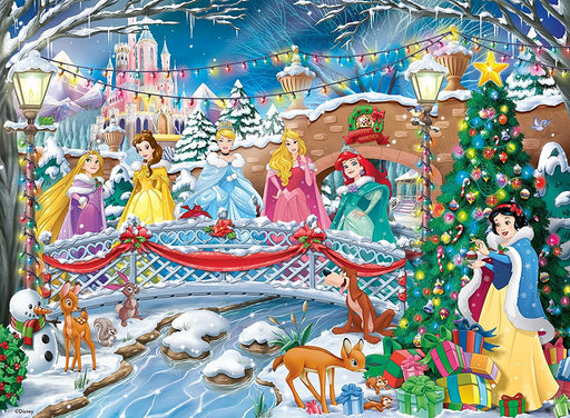 Ravensburger Disney Princess Christmas Celebrations 500 Piece Jigsaw Puzzle