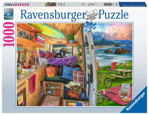 Ravensburger Rig Views 1000 Piece Jigsaw Puzzle