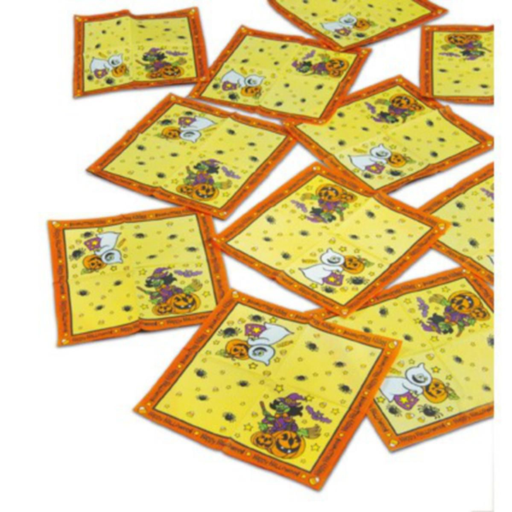 Halloween Pumpkin Party Napkins