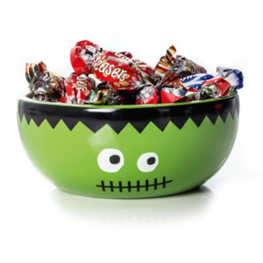 Halloween Frankie Treat Bowl