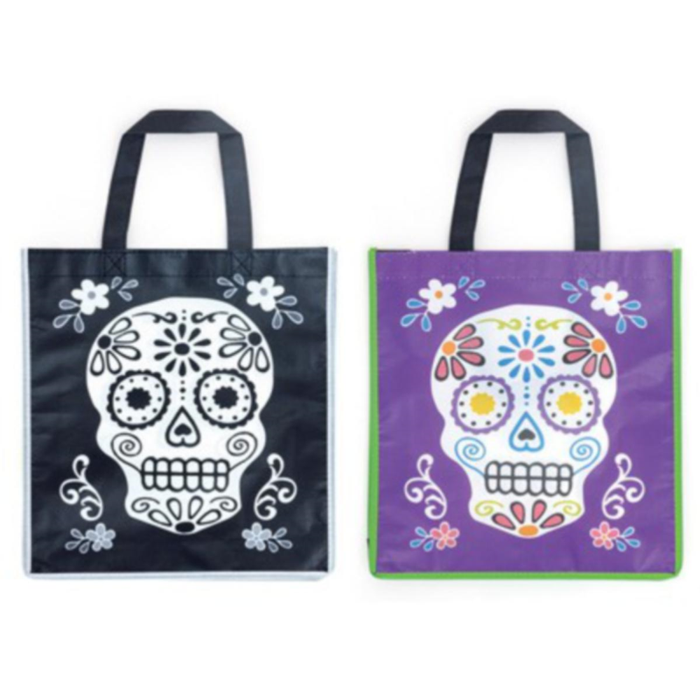 Halloween Day of the Dead Mega Treat Bag