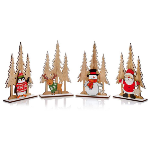 Christmas Character Table Decorations