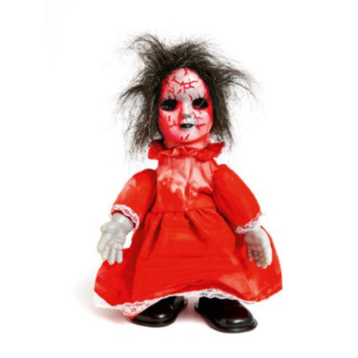 Halloween Animated Zombie Doll