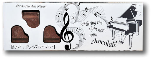 Chocolate Pianos