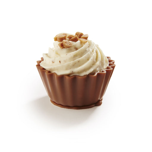 Salty Fudge Cupcake (£4.50 per 100g)