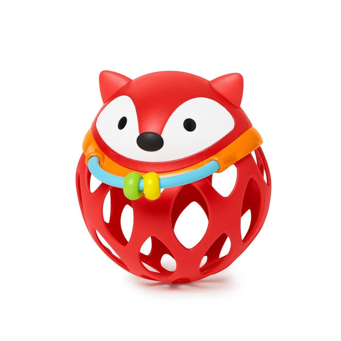 Skip Hop Explore & More Roll-Around Fox Rattle
