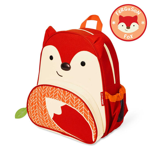 Skip Hop Zoo Fox Little Kid Backpack