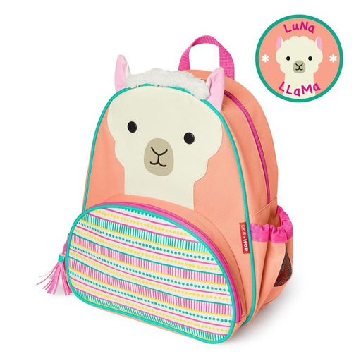 Skip Hop Zoo Llama Little Kid Backpack