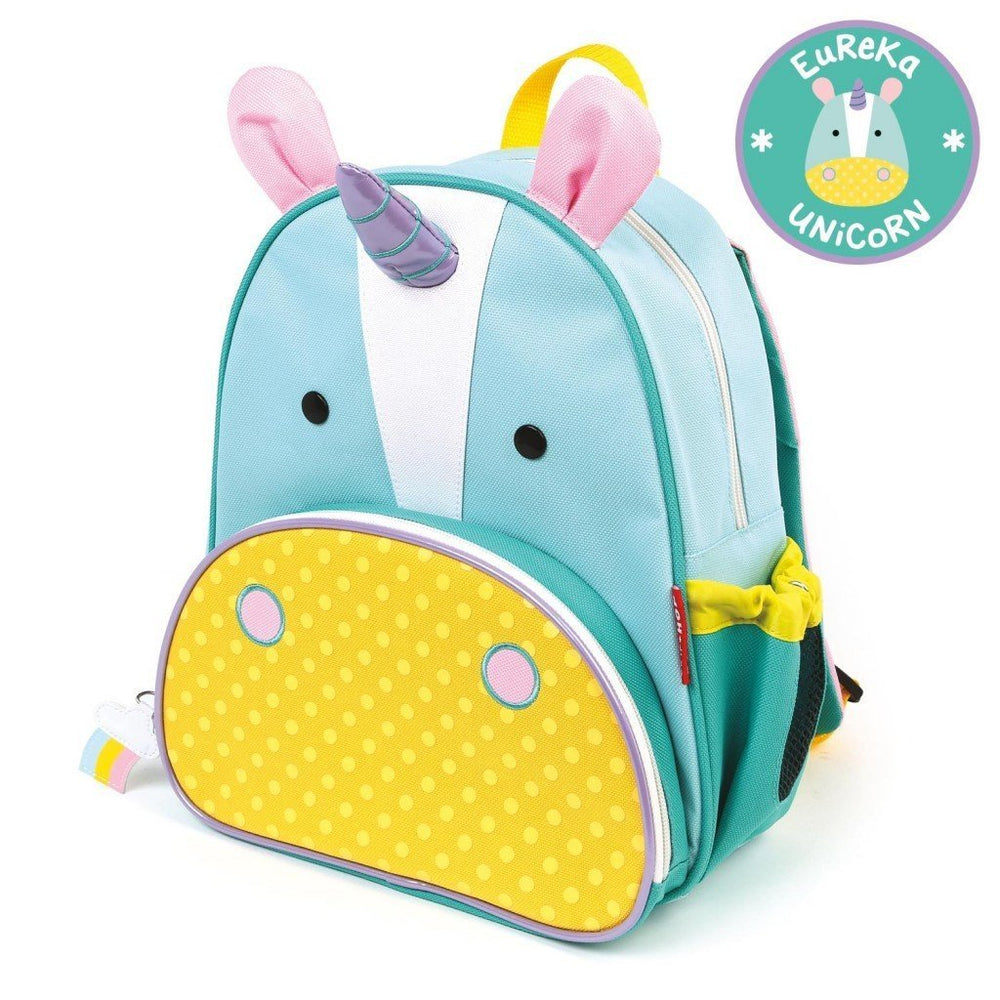 Skip Hop Zoo Unicorn Little Kid Backpack
